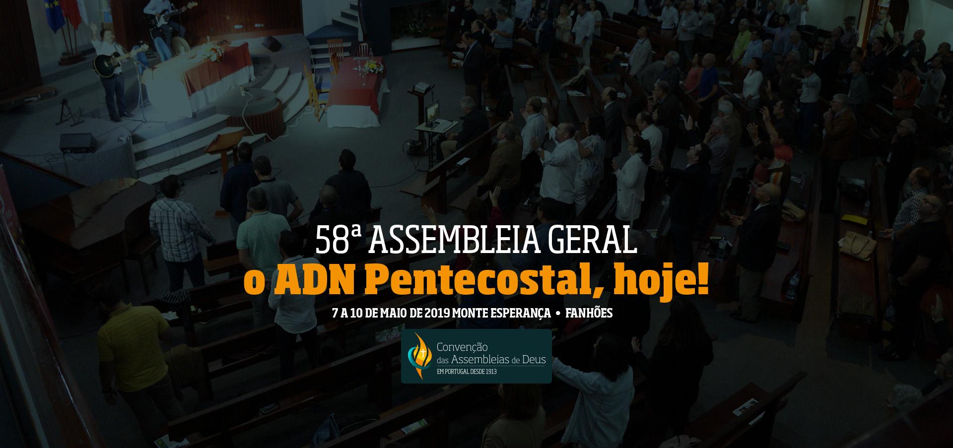 Slideshow – 58 Assembleia Geral